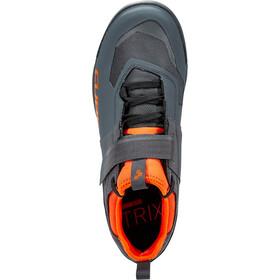 Cube GTY Strix Chaussures, grey'n'orange